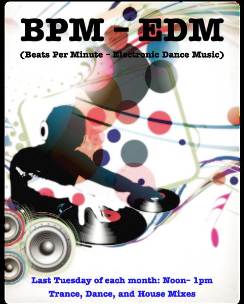 BPM - EDM w/ Melissa Breger