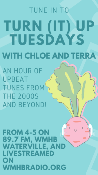 Turn It Up Tuesdays with Chloe and Terra